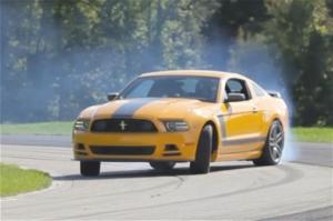Watch Tanner Foust Drift a Ford Mustang (W/Video)
