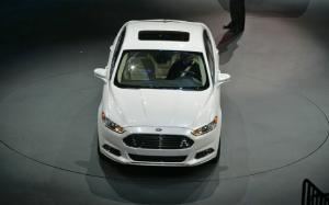 2013 Ford Fusion Specs - Motor Trend