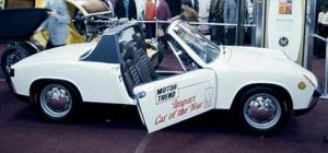 1970 Porsche 914 - Motor Trend Import Car of the Year - Motor Trend Classic