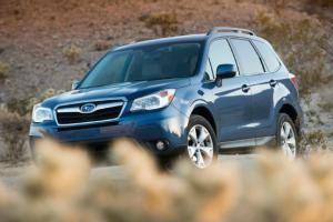 2014 Subaru Forester 2.5i Touring Long-Term Update 4 - Motor Trend