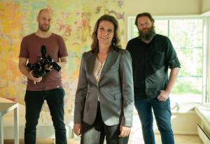 TV 2 lager dokumentarserie med Märtha Louise