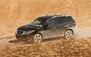 2013 Motor Trend Sport/Utility of the Year Contender: Nissan Pathfinder