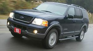 Truck Trend: Long-Term Update: 2002 Ford Explorer XLT