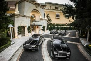Rolls-Royce White Glove Program: Driving Miss One Percent