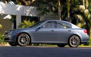 Infiniti Announces Pricing on 2005 G35 Sedan and Coupe - Motor Trend News