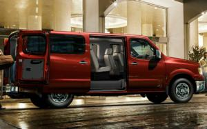 2012 Nissan NV 3500 HD Passenger Van First Look - Motor Trend