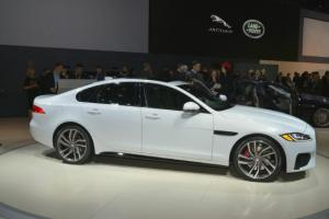 2016 Jaguar XF First Look - Motor Trend