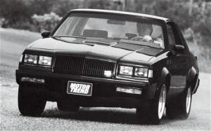 Buick Regal GNX - Motor Trend Archive