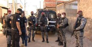 Logo nas primeiras horas da manhã desta sexta-feira (14), a ação coordenada pela Delegacia de Homicídios e Proteção à Mulher um dos quatro envolvidos no ataque a moradores de rua na Vila Rubim, em Vitória, que resultou na morte de duas pessoas