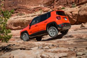 2015 Jeep Renegade Trailhawk First Test - Motor Trend