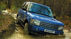 2003 Range Rover HSE - Road Tests & Review - Motor Trend
