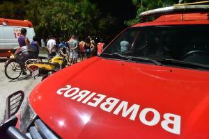 Quatro pessoas morreram e outra ficou ferida na chacina, que aconteceu na tarde dessa segunda-feira (28) na Ilha Doutor Américo de Oliveira, na região do bairro Santo Antônio. Delegado Marcelo Cavalcanti afirma que foram vítimas de emboscada