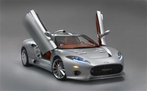 2009 Spyker C8 Aileron First Drive and Review - Motor Trend
