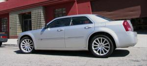 2008 Chrysler 300C SRT Design - Specifications - Quick Drive - Motor Trend