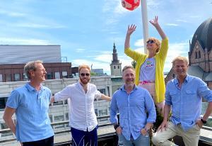 Sikter mot 1,2 millioner sommer-lyttere: P4 tror ikke taket er nådd
