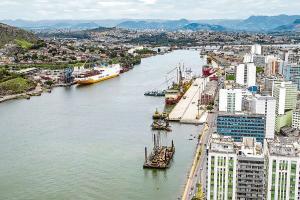 Potencial do Espírito Santo para atração de investimentos estrangeiros se desenvolverá com o novo desenho portuário previsto para o Estado, com a instalação de unidades em Aracruz, São Mateus e Presidente Kennedy