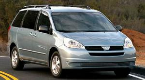 2004 Toyota Sienna - Road Test & First Drive - Motor Trend