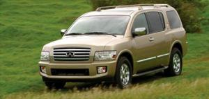 2004 Infiniti QX56 SUV Price & Engine Road Test - First Drive - Motor Trend
