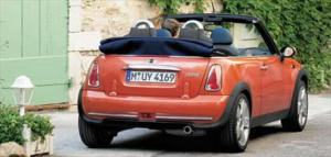 2005 Mini Cooper Convertible - First Drive & Road Test Review - Motor Trend