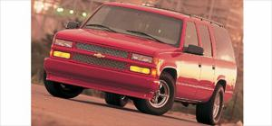 Chevy Tahoe SS - Prototype Vehicles - Acceleration - Motor Trend Magazine
