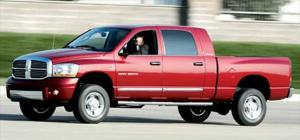 2006 Dodge Ram Mega Cab - 2006 Truck Of The Year Road Test & Review - Motor Trend
