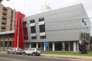 A paciente, uma idosa de 65 anos, estava internada em no Hospital Roberto Silvares, em São Mateus