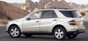 2006 Mercedes-Benz ML350 ML500 Price & Pictures - Motor Trend