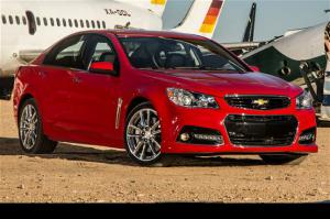 Chevrolet SS receives manual transmission for 2015 - Motor Trend WOT