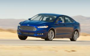Adrian Whittle Interview - 2013 Ford Fusion - Motor Trend