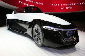 Nissan BladeGlider Concept to Smash Barriers at 2013 Tokyo Motor Show - Motor Trend
