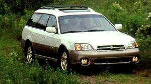 2001 Subaru Outback H630 - First Drive - Motor Trend