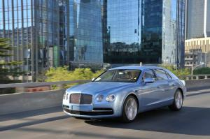 2014 Bentley Flying Spur First Drive - Motor Trend