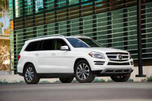 2013 Mercedes-Benz GL350 Bluetec Update 5 - Motor Trend