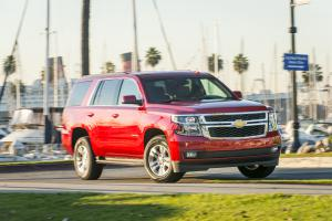 2015 Chevrolet Tahoe LT Review - Long-Term Update 1