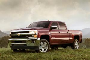 Bi-Fuel 2015 Chevrolet Silverado HD, GMC Sierra HD Announced