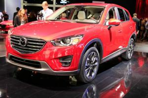 2016 Mazda CX-5 First Look - Motor Trend