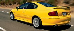 2004 Pontiac GTO - First Drive & Road Test Review - Motor Trend