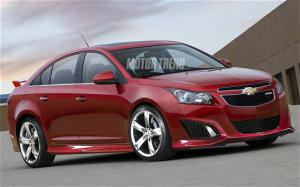 Chevy Cruze SS, Anyone? - GM Also Considering