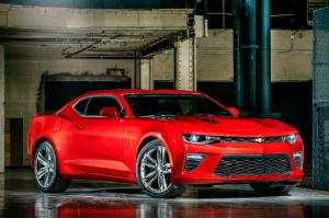 2016 Chevrolet Camaro First Look - Motor Trend