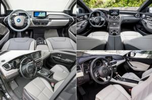 Power to the People: Ward's Auto Ranks Its 10 Best Interiors for 2015