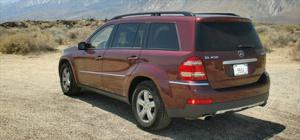 2007 Mercedes-Benz GL450 - Long Term Test Update - Motor Trend