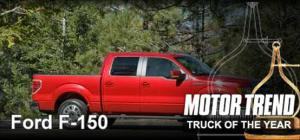 2009 Motor Trend Truck of the Year Award Winner - 2009 Ford F-150 Specs and test data - Motor Trend