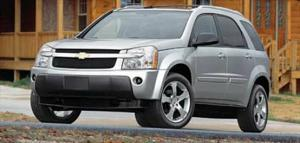 2005 Chevrolet Equinox Price, Gas Mileage & Review - Road Tests - Motor Trend