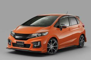 Honda Concepts for 2014 Tokyo Auto Salon Include Modified Vezel, Fit - Motor Trend WOT