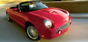 2002 Ford Thunderbird Reviews & Comparisons - Motor Trend