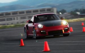 2011 Porsche 911 GT2 RS Weight Distribution - The Science of Speed - Motor Trend