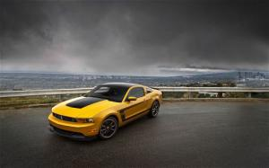 2012 Ford Mustang Boss 302 First Test - Motor Trend