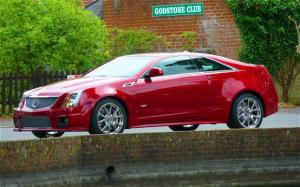 2011 Cadillac CTS-V Coupe Transmission - Motor Trend