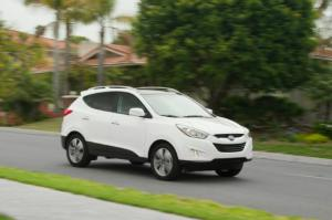 2014 Hyundai Tucson Limited FWD First Test - Motor Trend