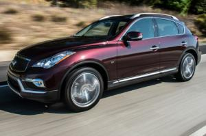 2016 Infiniti QX50 First Drive Review - Motor Trend